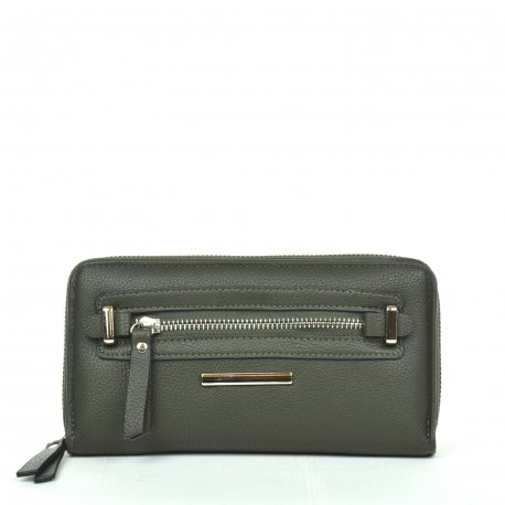 Cartera Casual Olive