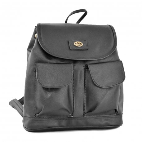 Backpack de Moda Rocio Negro