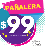 Ver Pañaleras Disponibles